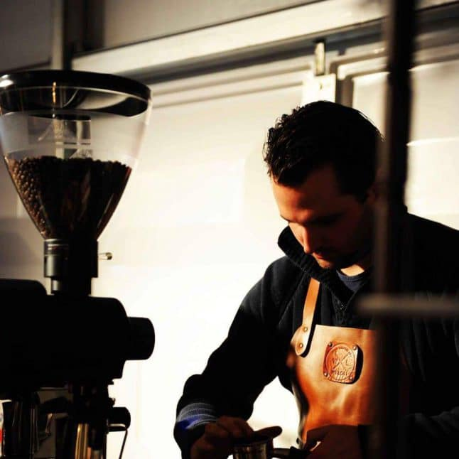 Pieter Cornelissen Private Label Coffee Roaster