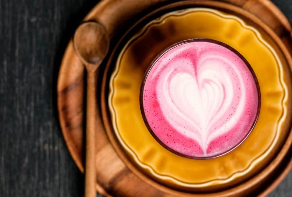 Superfood Lattes A hype that's here to stay